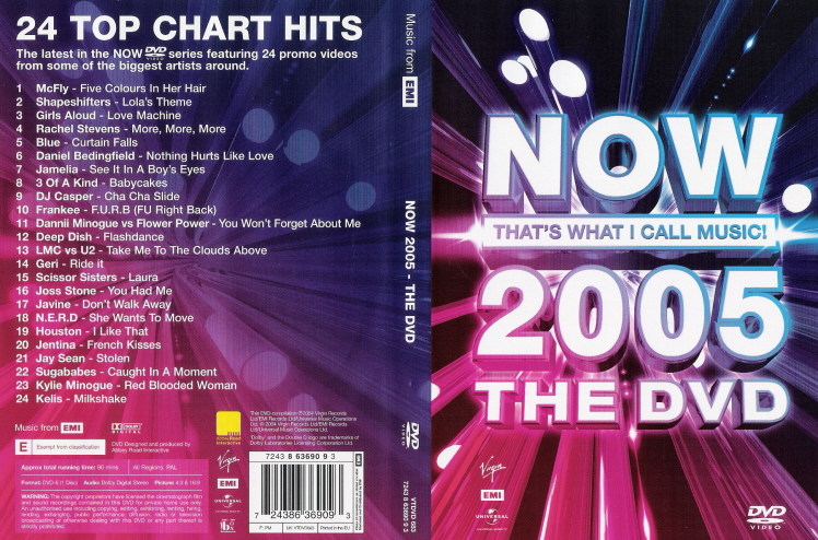 NOW That's What I Call Music 2005